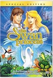 The Swan Princess Poster