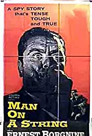 Man on a String (1960) Poster - Movie Forum, Cast, Reviews