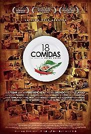 18 comidas Poster