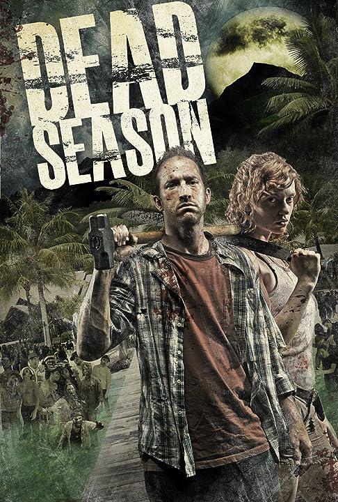 Scott Peat and Marissa Merrill in Dead Season (2012)