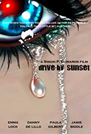 Drive-by Sunset Poster
