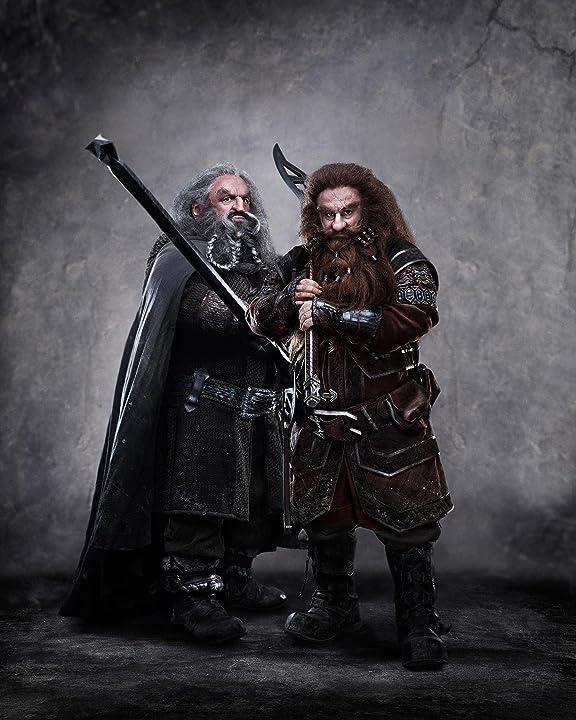 John Callen and Peter Hambleton in The Hobbit: An Unexpected Journey (2012)
