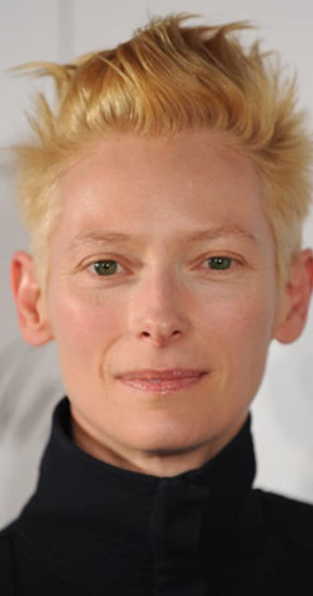 Tilda swinton imdb for What was the name of that movie