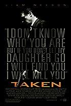 Taken (2008) Poster