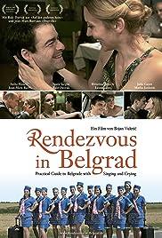 Praktican vodic kroz Beograd sa pevanjem i plakanjem Poster