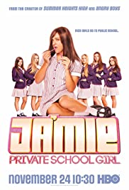 Ja'mie: Private School Girl Poster - TV Show Forum, Cast, Reviews