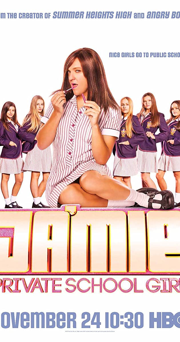 Ja'mie: Private School Girl (TV Series 2013) - IMDb