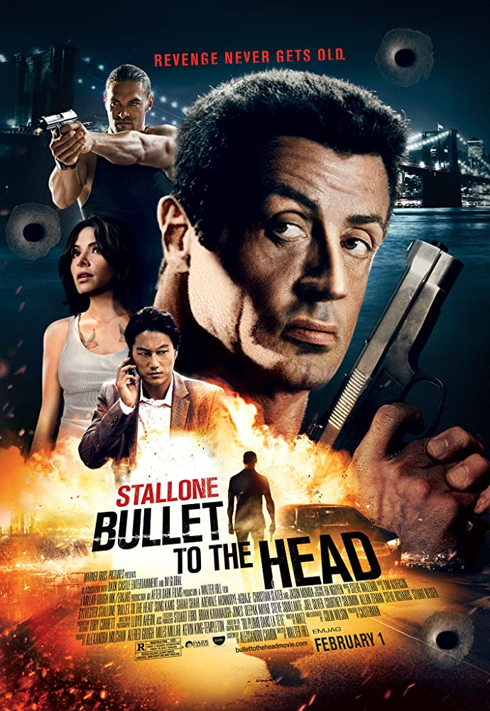 Bullet to the Head I (2012)