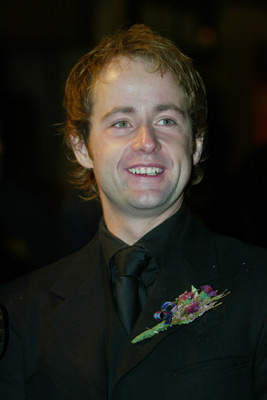 Billy Boyd at The Lord of the Rings: The Two Towers (2002)