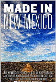 Made in New Mexico Poster
