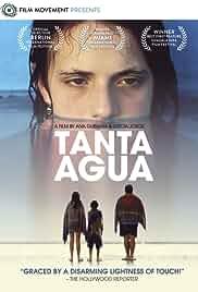 Tanta Agua film poster