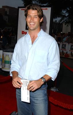 Zen Gesner at an event for Dodgeball: A True Underdog Story (2004)