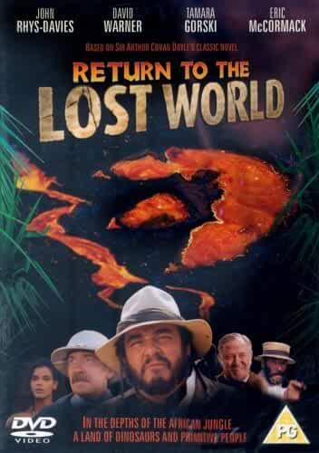 Return to the Lost World 1992 720p DVDRip English watch online free download