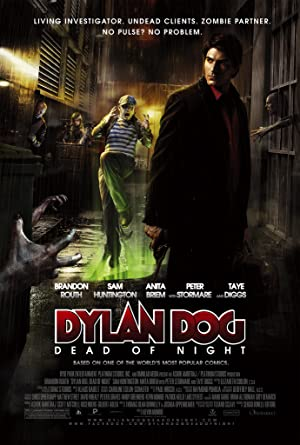 Poster Dylan Dog: Dead of Night