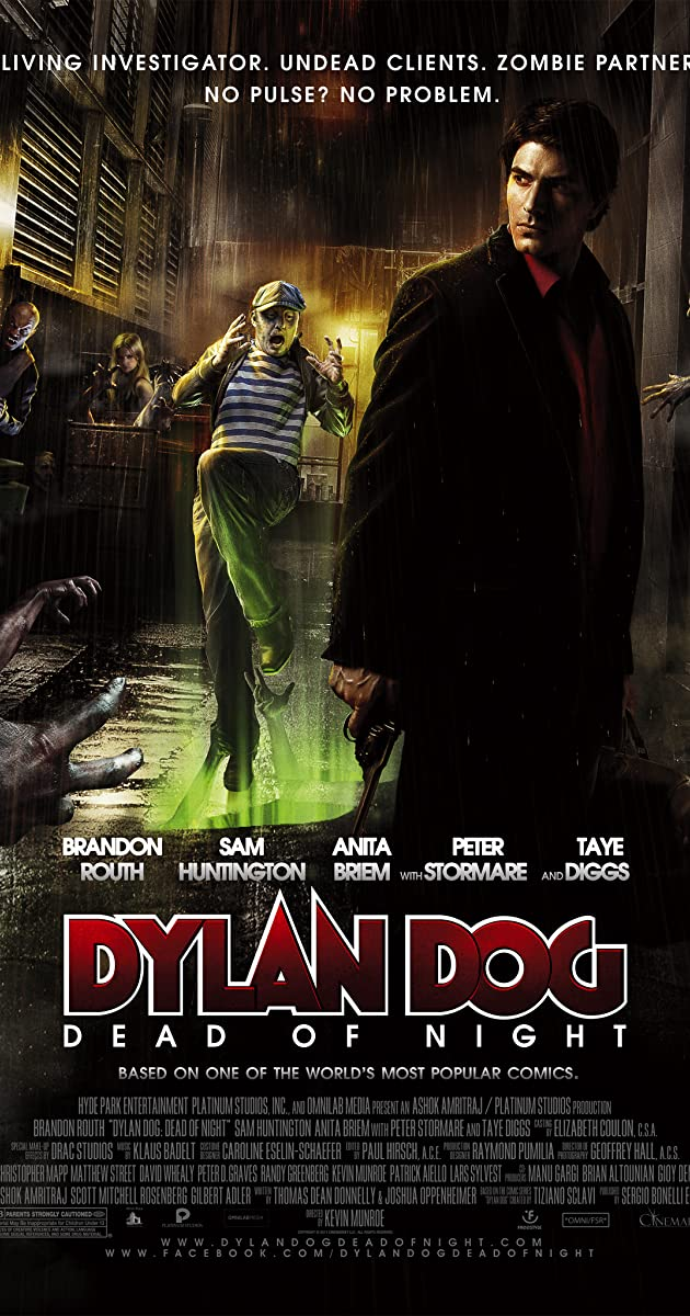 Dylan Dog: Dead of Night 2010 BRRip