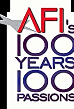 Primary image for AFI's 100 Years... 100 Passions: America's Greatest Love Stories