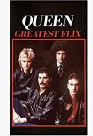 Queen's Greatest Flix Poster