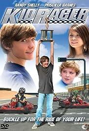Kid Racer Poster
