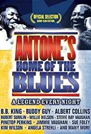Antone's: Home of the Blues Poster