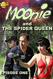 Moonie and the Spider Queen Poster