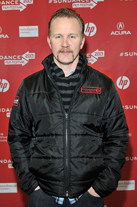 Morgan Spurlock at an event for Blood Brother (2013)