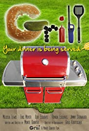 Grill Poster
