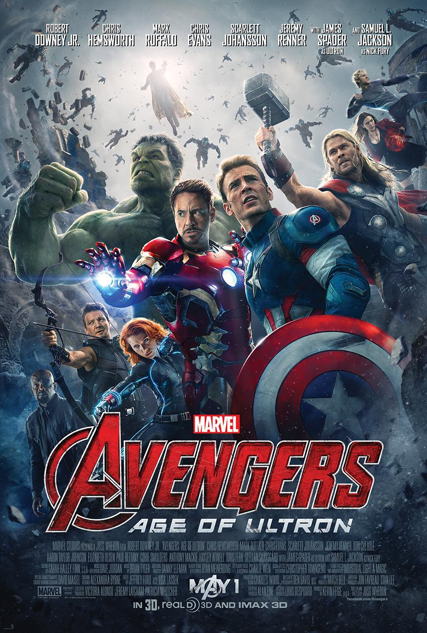 Avengers Age of Ultron 2015 Hindi Dubbed