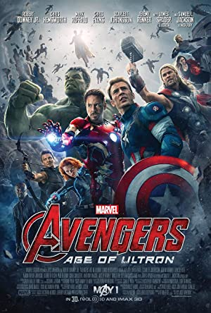 Avengers 2 Age of Ultron - 2015