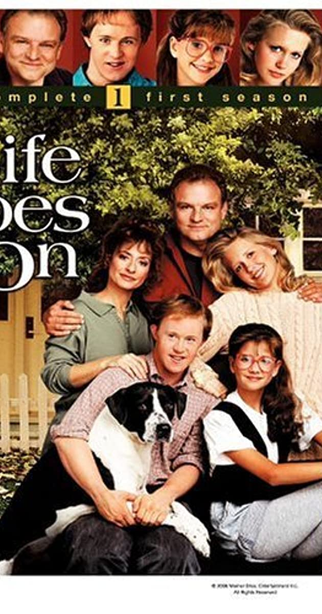 Life goes on tv series 1989 1993 imdb for Classic house voices