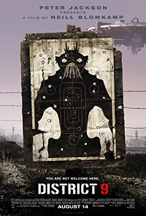 District 9 (2009) (Hindi) Download on Vidmate