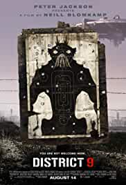 District 9 film poster