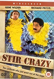 Stir Crazy Poster