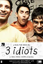 Sharman Joshi, Aamir Khan, and Madhavan in 3 Idiots (2009)