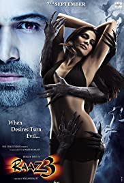 Raaz 3: The Third Dimension (2012) Poster - Movie Forum, Cast, Reviews