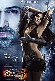 Raaz 3: The Third Dimension(2012) Poster - Movie Forum, Cast, Reviews