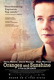 Oranges and Sunshine (2010) Poster - Movie Forum, Cast, Reviews