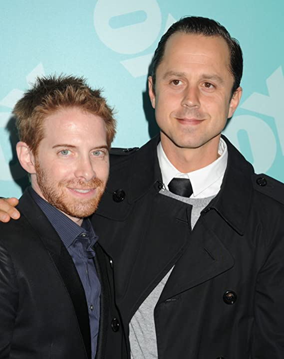 Giovanni Ribisi and Seth Green