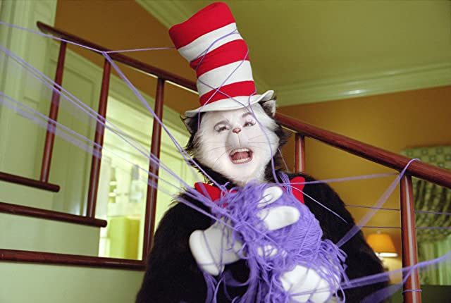 Mike Myers in The Cat in the Hat (2003)