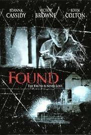 Found(2005) Poster - Movie Forum, Cast, Reviews