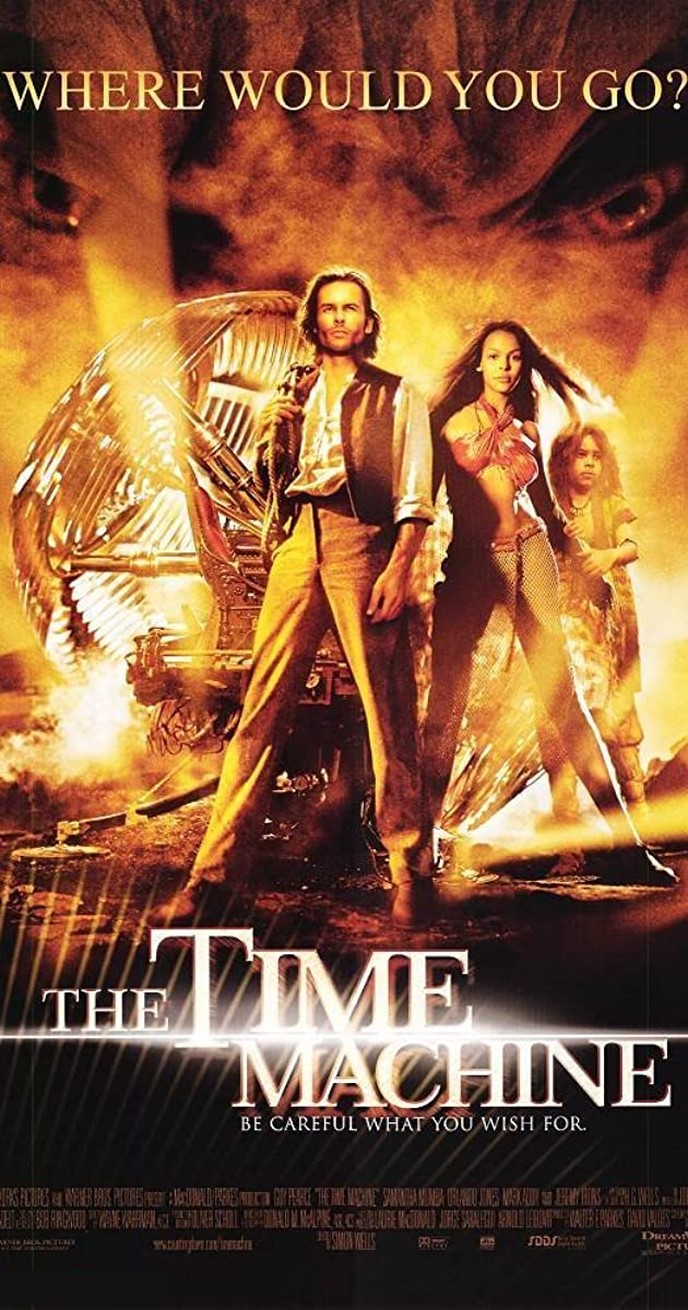 imdb the time machine