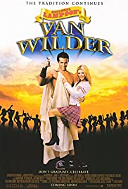 Van Wilder: Party Liaison Poster