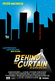 Behind the Curtain Poster