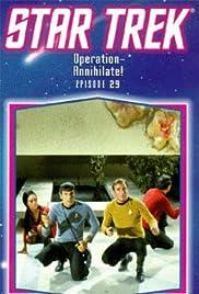 Operation - Annihilate! Poster
