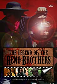 The Legend of the Reno Brothers Poster