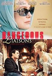 Dangerous Liaisons Poster