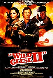 Wild Geese II (1985) Poster - Movie Forum, Cast, Reviews