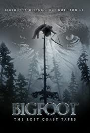 Bigfoot: The Lost Coast Tapes (2012) Poster - Movie Forum, Cast, Reviews