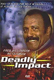Deadly Impact(1984) Poster - Movie Forum, Cast, Reviews