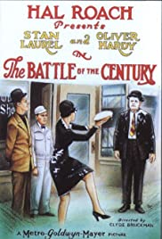 The Battle of the Century (1927) Poster - Movie Forum, Cast, Reviews