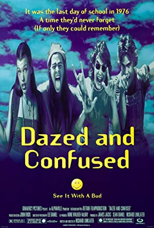 Dazed and Confused Pelicula Poster
